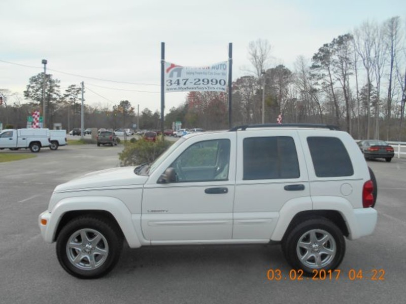 2004 Jeep Liberty Limited in Myrtle Beach South Carolina
