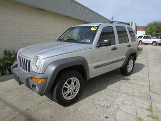 2004 Jeep Liberty Sport, Gas Saver! Clean CarFax! New Orleans, Louisiana 1