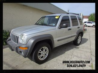 2004 Jeep Liberty Sport, Gas Saver! Clean CarFax! New Orleans, Louisiana
