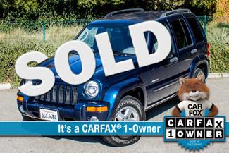 2004 Jeep Liberty Limited - ORIGINAL 36K MILES - 1-OWNER Reseda, CA