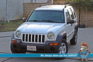 2004 Jeep LIBERTY SPORT AUTOMATIC ONLY 61K ORIGINAL MILES SERVICE RECORDS Woodland Hills, CA