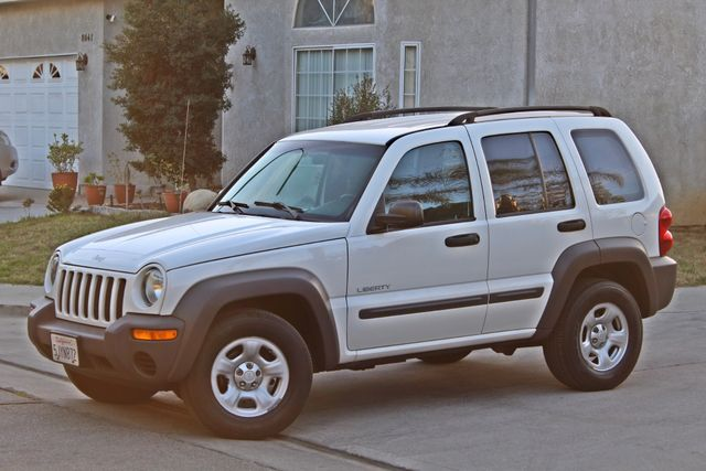 2004 Jeep LIBERTY SPORT AUTOMATIC ONLY 61K ORIGINAL MILES SERVICE RECORDS Woodland Hills, CA 9