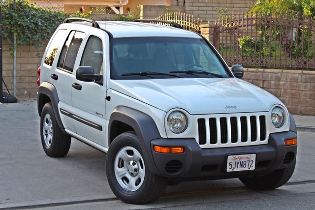 2004 Jeep LIBERTY SPORT AUTOMATIC ONLY 61K ORIGINAL MILES SERVICE RECORDS Woodland Hills, CA 10