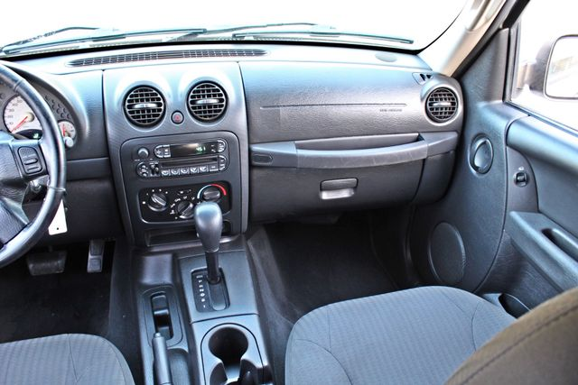 2004 Jeep LIBERTY SPORT AUTOMATIC ONLY 61K ORIGINAL MILES SERVICE RECORDS Woodland Hills, CA 23