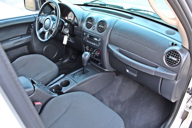 2004 Jeep LIBERTY SPORT AUTOMATIC ONLY 61K ORIGINAL MILES SERVICE RECORDS Woodland Hills, CA 18