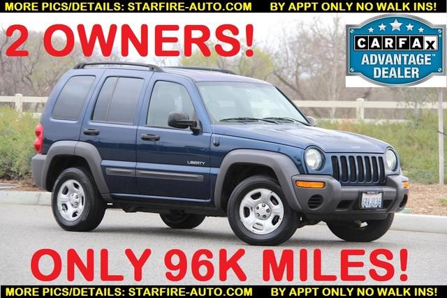 2004 Jeep Liberty Sport Santa Clarita, CA 0