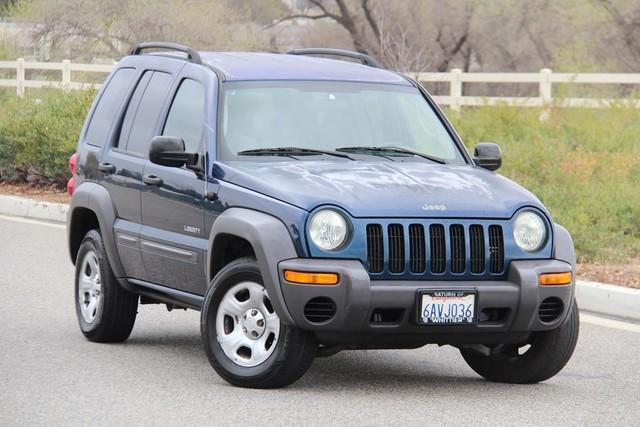 2004 Jeep Liberty Sport Santa Clarita, CA 3