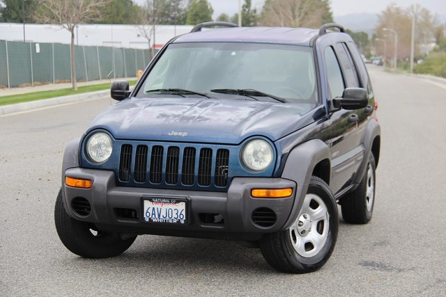 2004 Jeep Liberty Sport Santa Clarita, CA 4