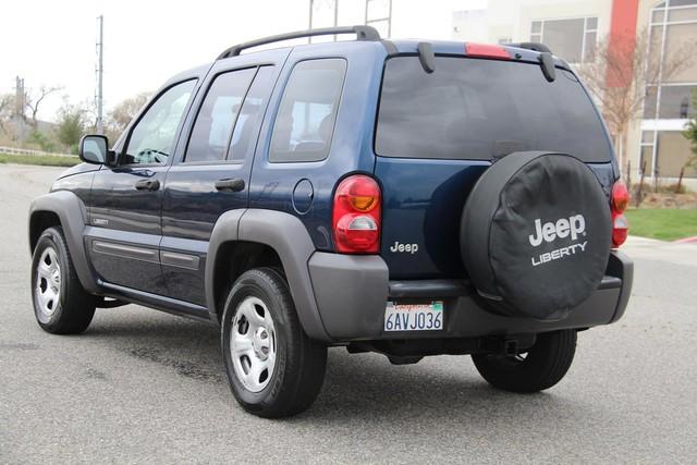 2004 Jeep Liberty Sport Santa Clarita, CA 5