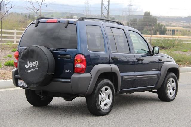 2004 Jeep Liberty Sport Santa Clarita, CA 6