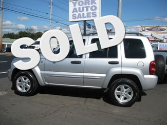 2004 Jeep Liberty Limited  city CT  York Auto Sales  in , CT