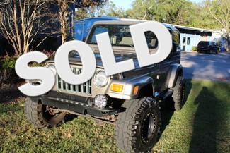 2004 Jeep Wrangler in Charleston SC