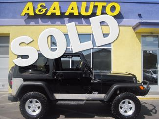 2004 Jeep Wrangler Sport Englewood, Colorado