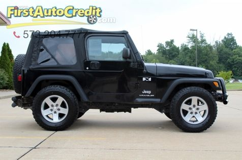 2004 Jeep Wrangler X | Jackson , MO | First Auto Credit in Jackson , MO