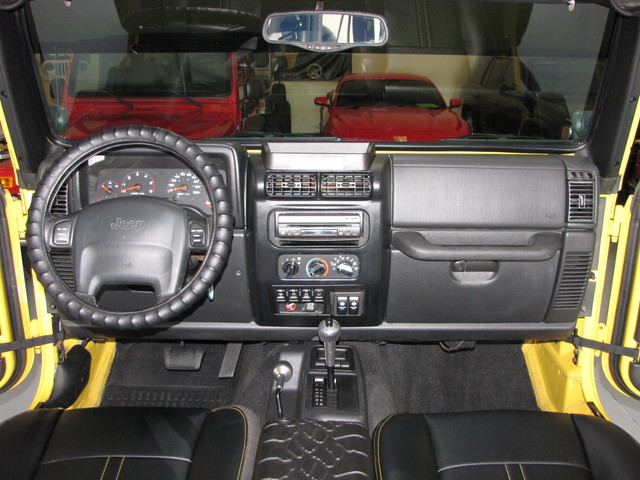 2004 Jeep Wrangler Rubicon Jacksonville , FL 28