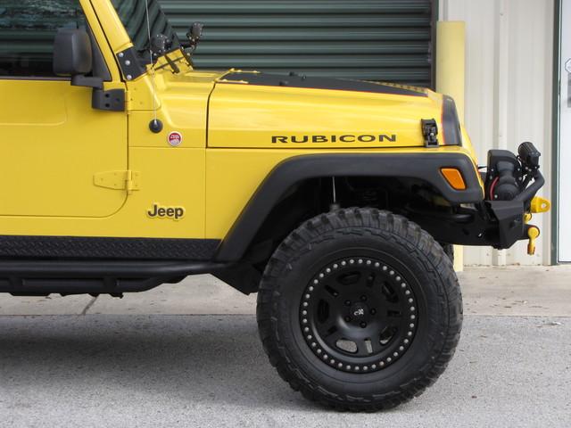 2004 Jeep Wrangler Rubicon Jacksonville , FL 13