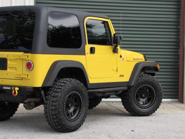 2004 Jeep Wrangler Rubicon Jacksonville , FL 8