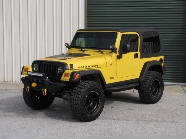 2004 Jeep Wrangler Rubicon Jacksonville , FL 40