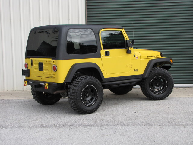2004 Jeep Wrangler Rubicon Jacksonville , FL 43