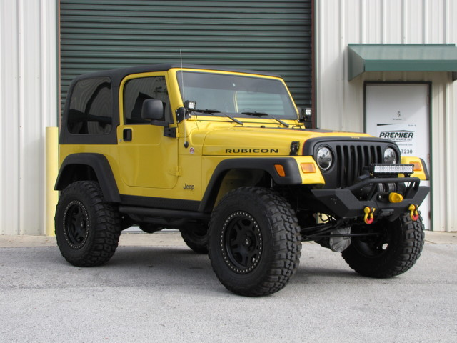 2004 Jeep Wrangler Rubicon Jacksonville , FL 41