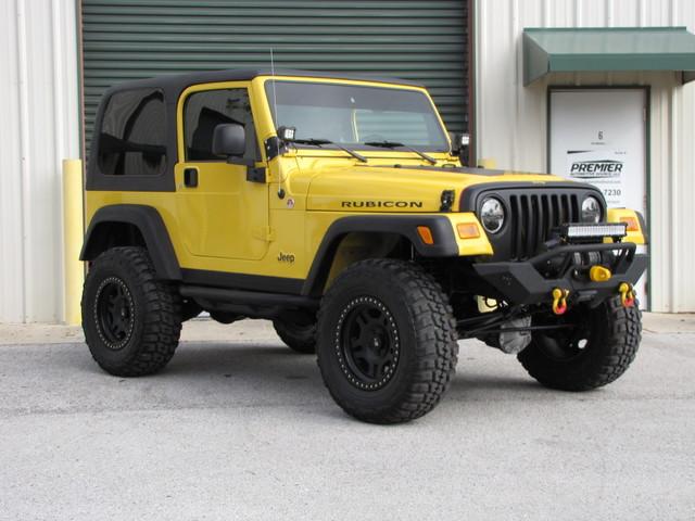 2004 Jeep Wrangler Rubicon Jacksonville , FL 2