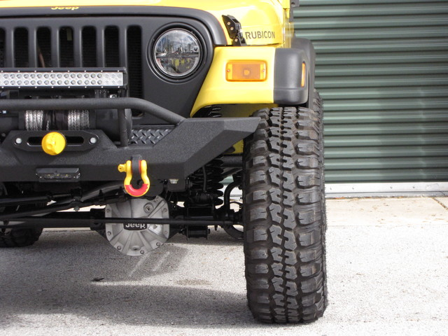 2004 Jeep Wrangler Rubicon Jacksonville , FL 17