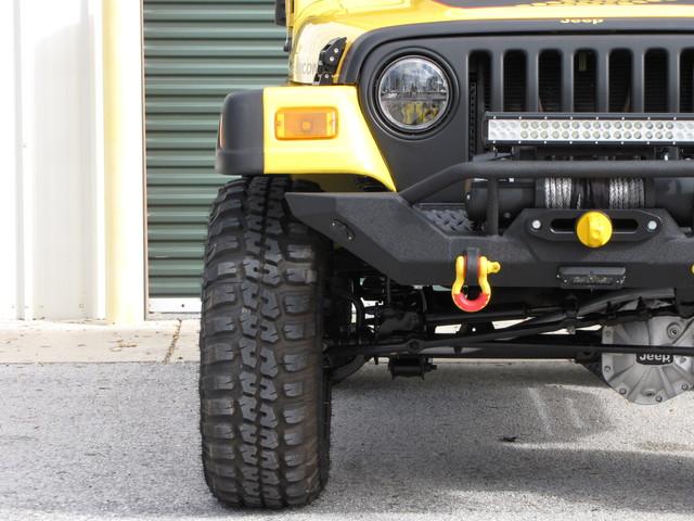 2004 Jeep Wrangler Rubicon Jacksonville , FL 18