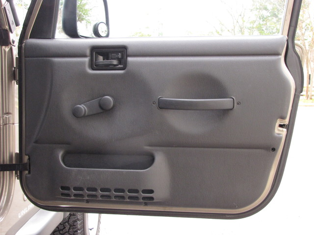 2004 Jeep Wrangler Unlimited Jacksonville , FL 30