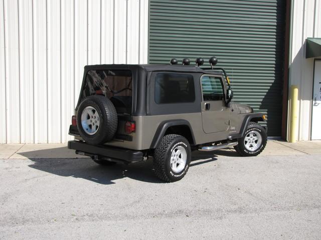 2004 Jeep Wrangler Unlimited Jacksonville , FL 38