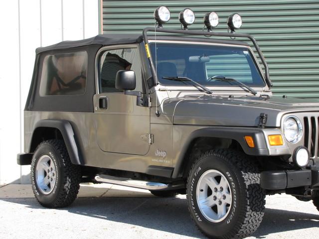 2004 Jeep Wrangler Unlimited Jacksonville , FL 7