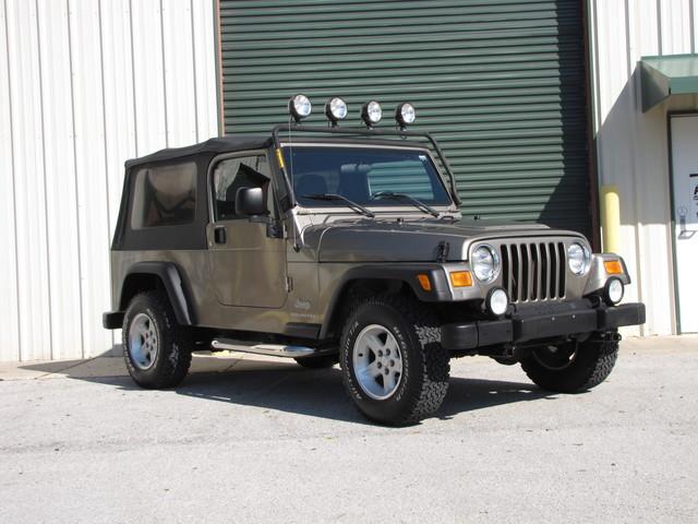 2004 Jeep Wrangler Unlimited Jacksonville , FL 36