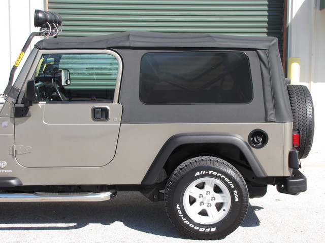 2004 Jeep Wrangler Unlimited Jacksonville , FL 12