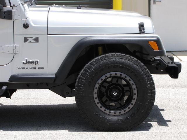 2004 Jeep Wrangler X Jacksonville , FL 9