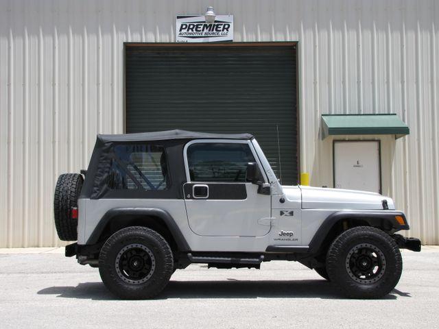 2004 Jeep Wrangler X Jacksonville , FL 8