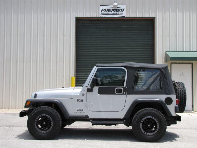 2004 Jeep Wrangler X Jacksonville , FL 5