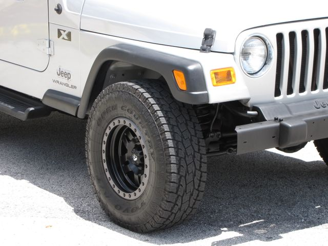 2004 Jeep Wrangler X Jacksonville , FL 16