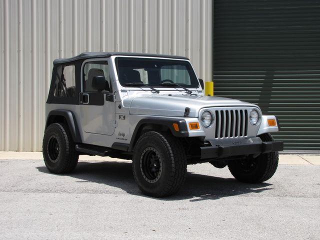 2004 Jeep Wrangler X Jacksonville , FL 38
