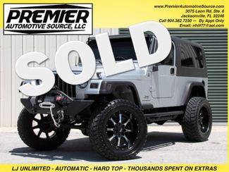 2004 Jeep Wrangler Unlimited LJ Jacksonville , FL