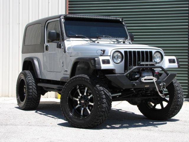 2004 Jeep Wrangler Unlimited LJ Jacksonville , FL 43