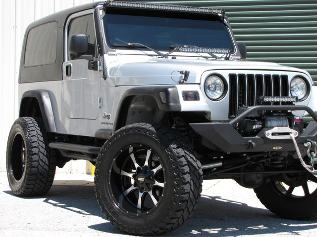 2004 Jeep Wrangler Unlimited LJ Jacksonville , FL 14