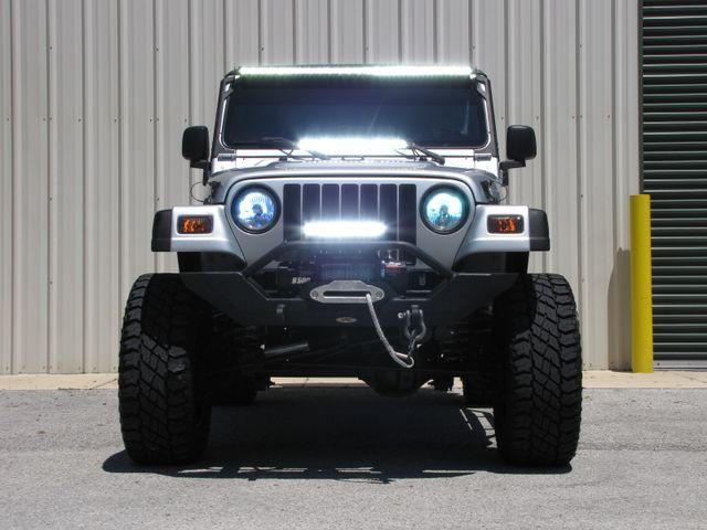 2004 Jeep Wrangler Unlimited LJ Jacksonville , FL 12