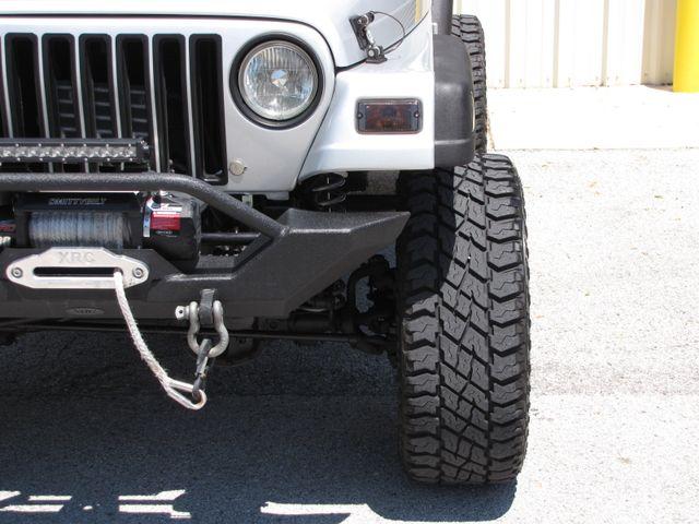 2004 Jeep Wrangler Unlimited LJ Jacksonville , FL 16