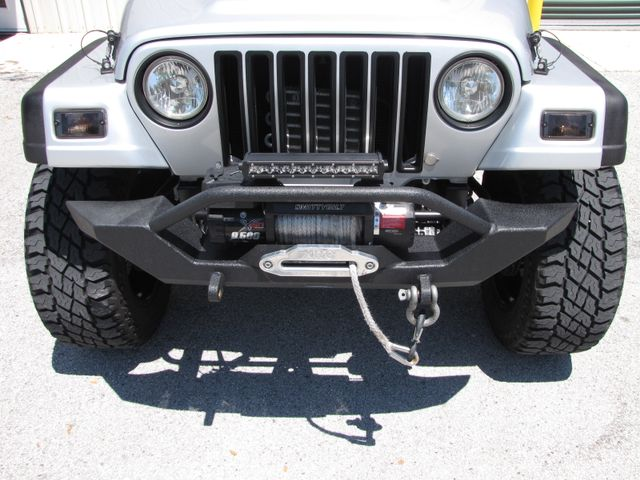 2004 Jeep Wrangler Unlimited LJ Jacksonville , FL 15