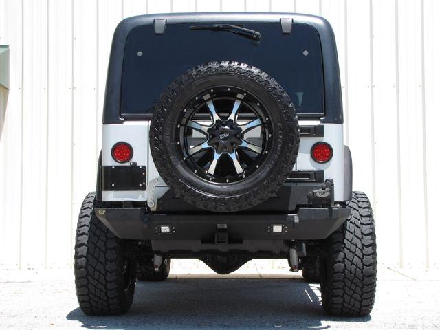 2004 Jeep Wrangler Unlimited LJ Jacksonville , FL 21