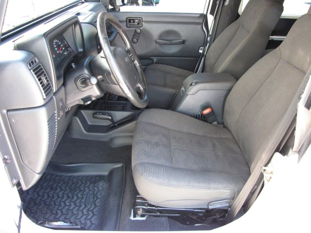 2004 Jeep Wrangler Unlimited LJ Jacksonville , FL 34