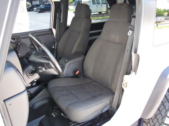 2004 Jeep Wrangler Unlimited LJ Jacksonville , FL 33