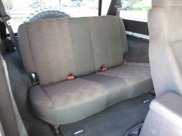 2004 Jeep Wrangler Unlimited LJ Jacksonville , FL 37