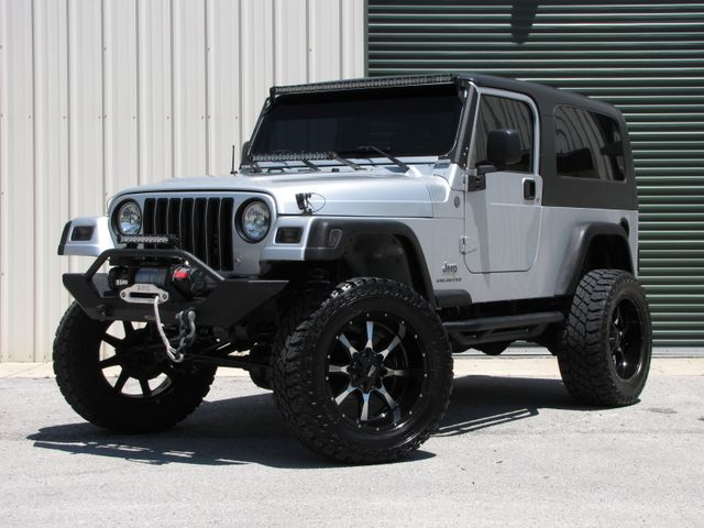 2004 Jeep Wrangler Unlimited LJ Jacksonville , FL 42