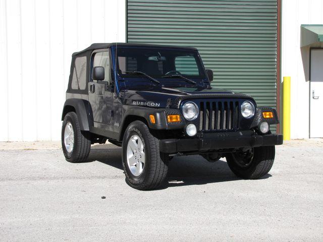2004 Jeep Wrangler Rubicon Jacksonville , FL 31