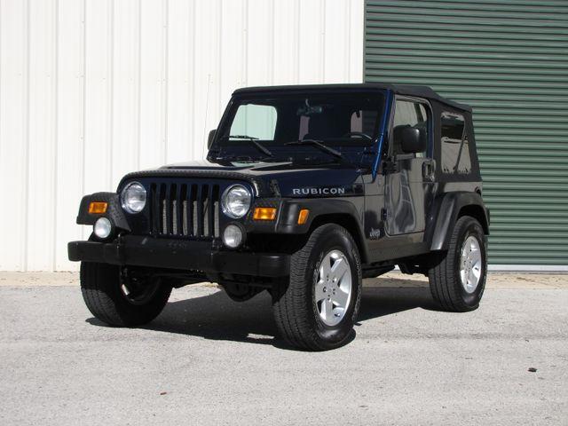 2004 Jeep Wrangler Rubicon Jacksonville , FL 30